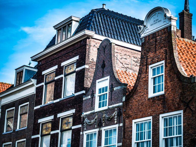 Parkeren centrum Delft
